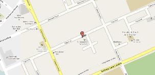 Tačna lokacije škole na mapi